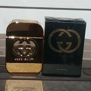 Brand New Gucci Guilty 2.5oz Never Opened